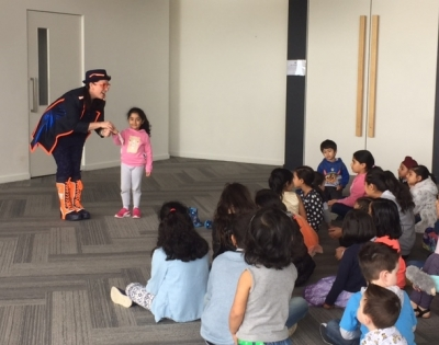 Family Magic Show, 5th October 2017